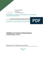 Tese - Cefaleia Nos Tumores Intracranianos