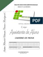Assistente de Aluno No Gab