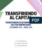 Transfiriendo Al Capital
