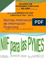 Aspectos Generales de Las Niif Para Pymes (1)