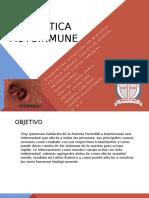 Anemia Autoinmune Disertacion