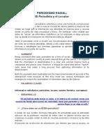 Paper - Periodismo Radiofónico