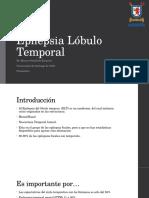 Epilepsia Lobulo Temporal