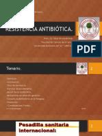 Resistencia Antibiótica