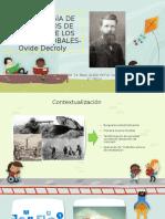 LA PEDAGOGÍA DE LOS CENTROS DE INTERÉS Y.pptx