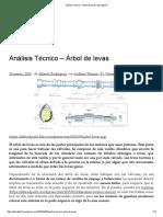 Análisis Técnico – Árbol de Levas _ AlbrodpulF1