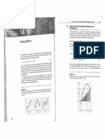 Numerical Methods - 9 - Interpolation - From Book Canale & Chapra
