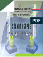 Standard SPPBE Pertamina