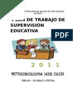 Plan de Trabajo de Supervision Interna (Autoguardado)