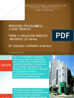 Tema 12 Medicina Psicologica 2⺠Parte