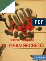 René Barjavel - El Gran Secreto