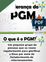 004 - A Liderança Do PGM