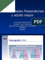 Enfermedad Respiratoria en Adulto Mayor
