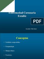 Enfermedades Coronarias 2015