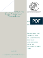 Mpi Eth Working Paper 0168