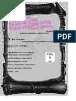 Alcanos Quimica Organica Impreso