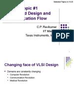 Ip Based Design Flow