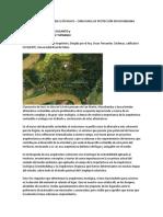 Complejo Ecoturístico en El Río Mayo
