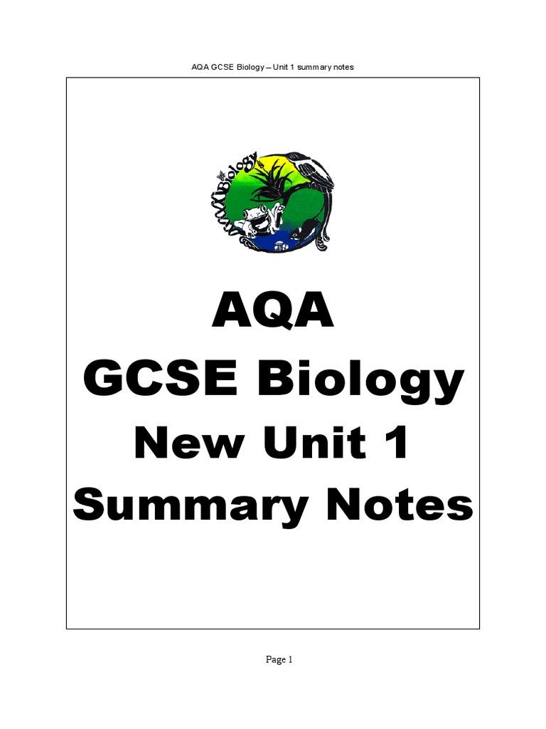 Biology Gcse Revision Nervous System