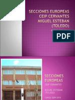 secciones europeas 2010