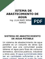 Sistema de Abastecimiento II 1 - Clase