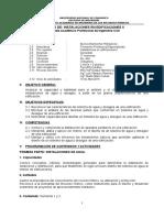 Syllabus I.edif. 2015