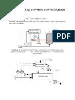 Feed Forward Control Configuration