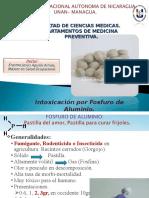 Intoxicacion Por Fosfuro de Aluminio (Fosfina)