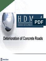 06HDM 4DeteriorationConcreteRoads2008!10!22