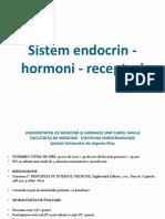 Curs 1  Endocrinologie