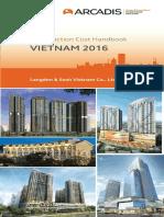 Construction Cost Handbook 2016 Vietnam
