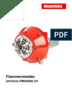Detecto de flacara MINIMAX FMX5000 UV 3GD[1]