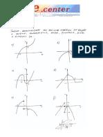 10 Ano - Funções - Análise de Gráficos 1