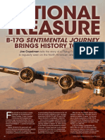 National Treasure Aviation News - May 2016