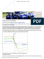 Asymmetric Tire Data and OptimumTire - OptimumG