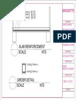 GIRDER DETAIL AND SLABREINFORCEMENT.pdf