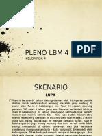 PLENO LBM 4
