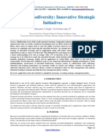 4. Microbial Biodiversity - Strategic Initiat