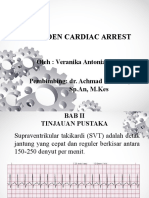 Case Sudden Cardiac Arrest