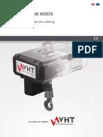 Electric Chain Hoists Vk Series