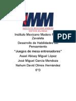 Desarrollo de Habilidades Cognoscitivas y Metacognoscitivas