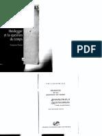 Heidegger Et La Question Du Temps_françoise Dastur