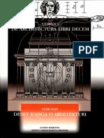 Vitruvije - Deset Knjiga o Arhitekturi