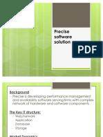 Precise Software Solution