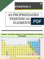 3 - Propriedades Periódicas