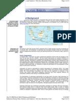 Analisa Kebutuhan Energy Di Indonesia