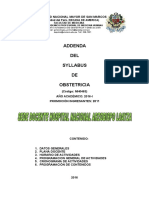 Addenda Obstetricia Hnal 2016 Alumnos Final