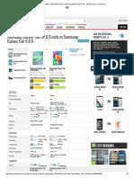 Samsung Galaxy Tab S2 8.0-Inch vs Samsung Galaxy Tab S 8