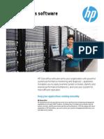 HP GlancePlus software