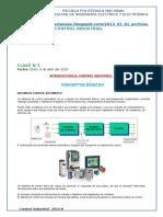 Clases de Control Industrial 6-8-13 y 15 de Abril